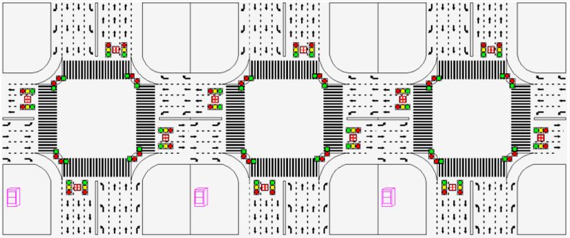 Traffic Signal Lights Manufacturers Led Traffic Light