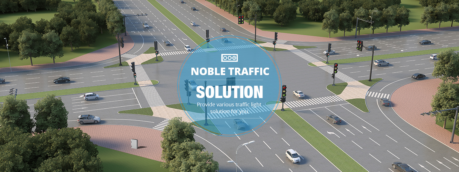 Noble traffic solution